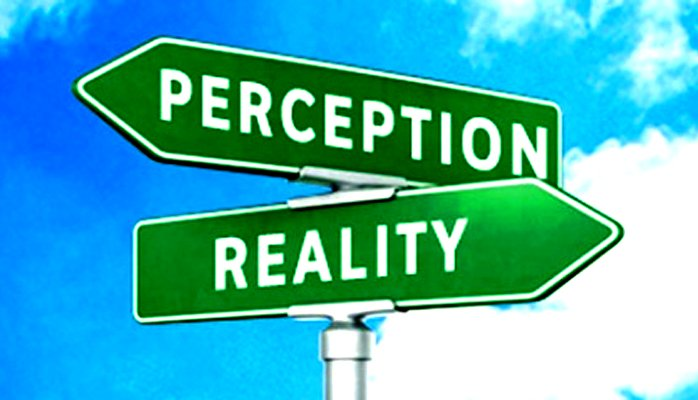 When Business Perception is Business Reality