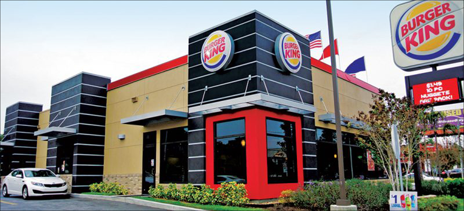 Hamburgers, automobiles and your business