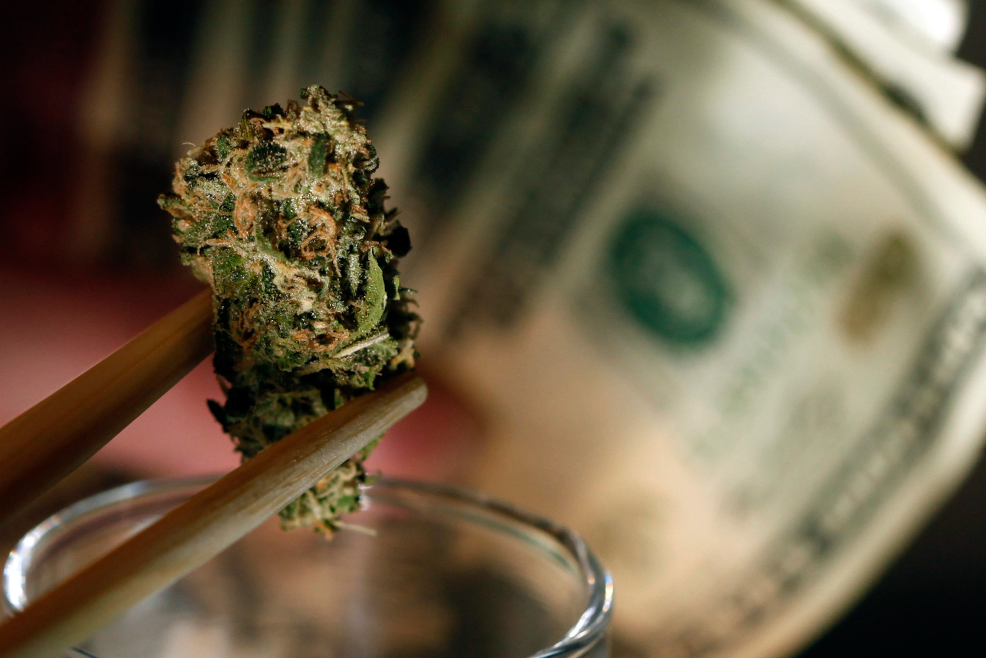 Is business going to pot?