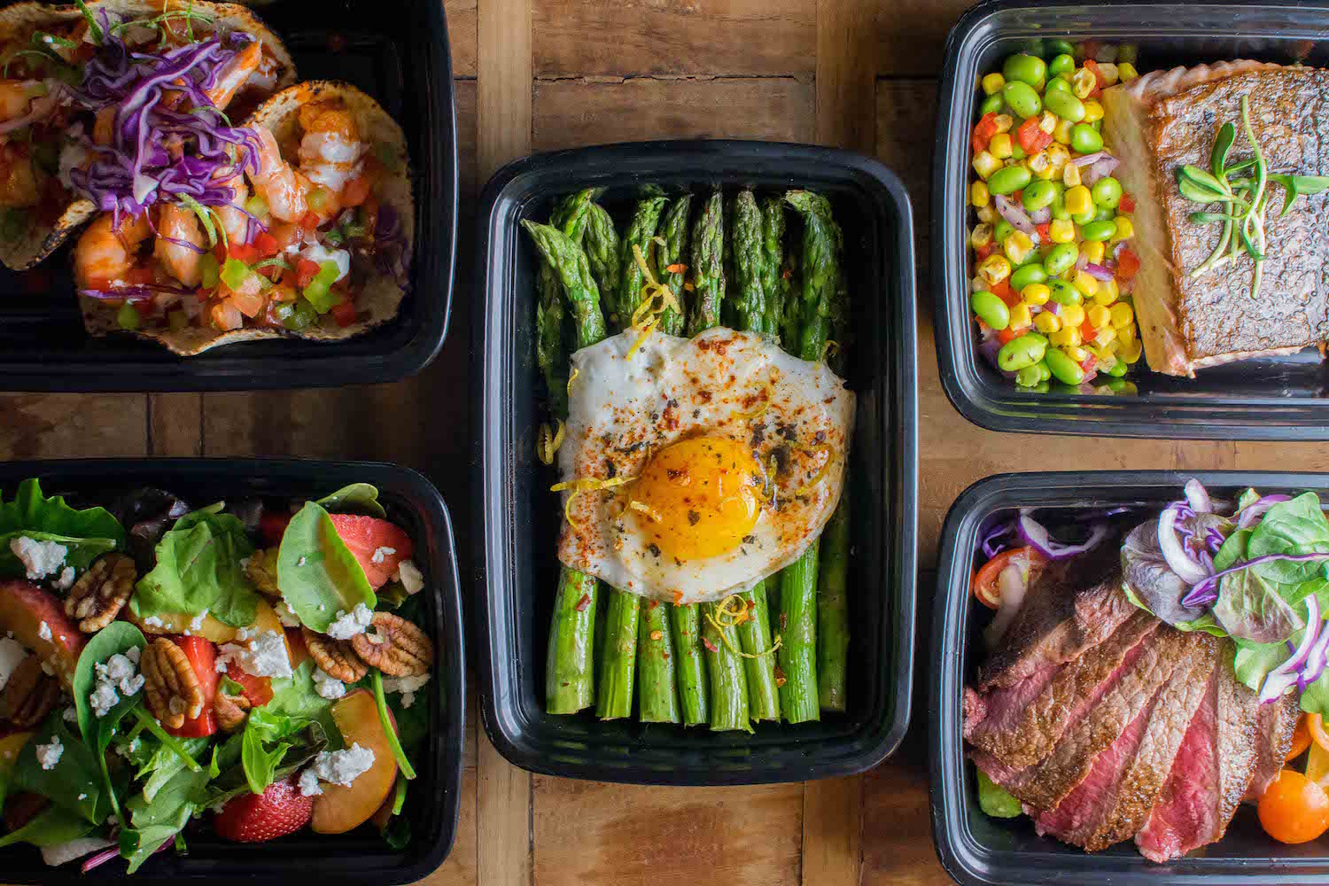 What's in your refrigerator? Why grocery stores will beat meal kit companies at their own game