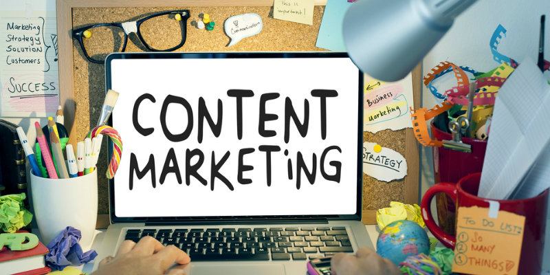 6 Types of Content Marketing Used to Improve Customer Experience and Build Your Business