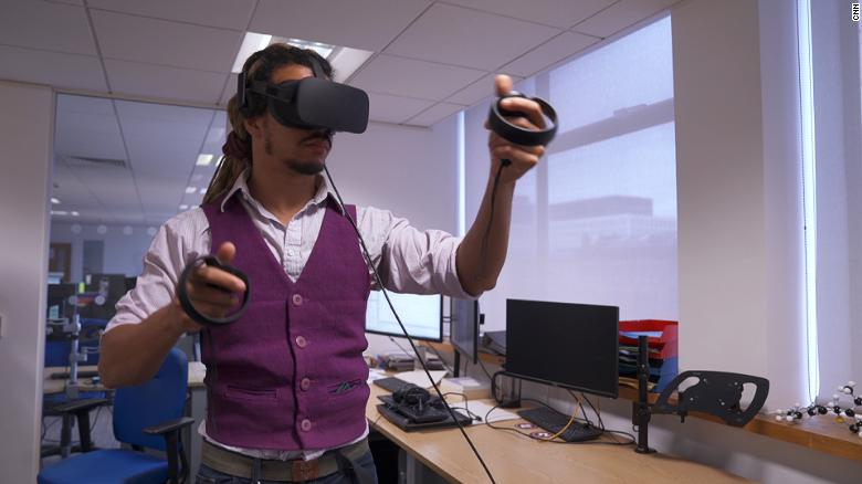 Virtual reality is helping scientists discover new wonder drugs