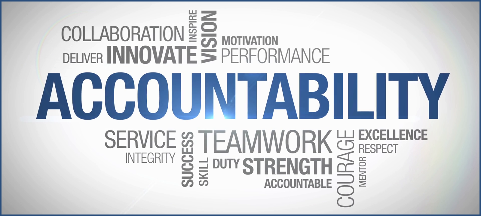 Accountability: Critical For Achieving Successful Results
