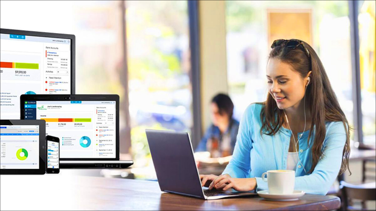 5 reasons to use QuickBooks for yoursmall business